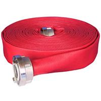 Brandweerslang Rood - SBR/NBR