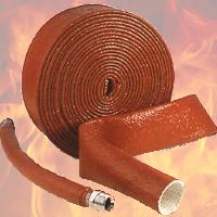 Pyrojacket - Glasfiber/siliconen