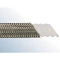 TEF - GG PTFE slang gegolfd met RVS vlecht
